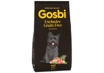 Купить Корм Gosbi Exclusive Grain Free Adult Mini для собак мини пород с ягненком 2 кг - фото 1
